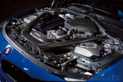 BMW M4、Mパフォーマンス、フルラッピング