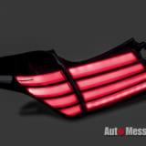 未来系LEDテールランプに新色!! トヨタ・ミニバンのリアビューを刷新する