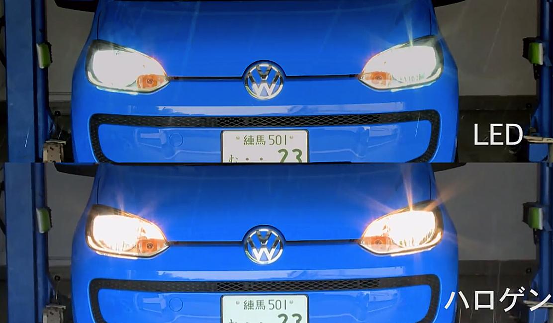 LEDバルブは明るさだけで選んではダメ!正確な配光と変化しない照度が重要