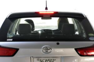 【問題】車検をパスできない可能性があるのは、どこでしょう?
