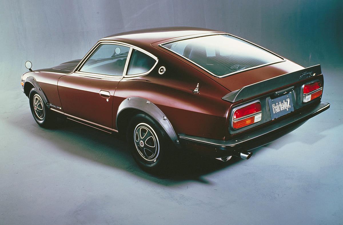 国産スポーティカーが輝いていた1970年代!オーバーフェンダーモデル5選