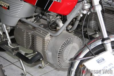 Hercules W 2000、ハーキュレス、MZモトラッド、ロータリーエンジン、2輪車、オートバイ