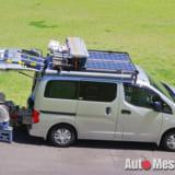 「車載型インバーター」と「サブバッテリー」があれば災害時の電源も確保できる