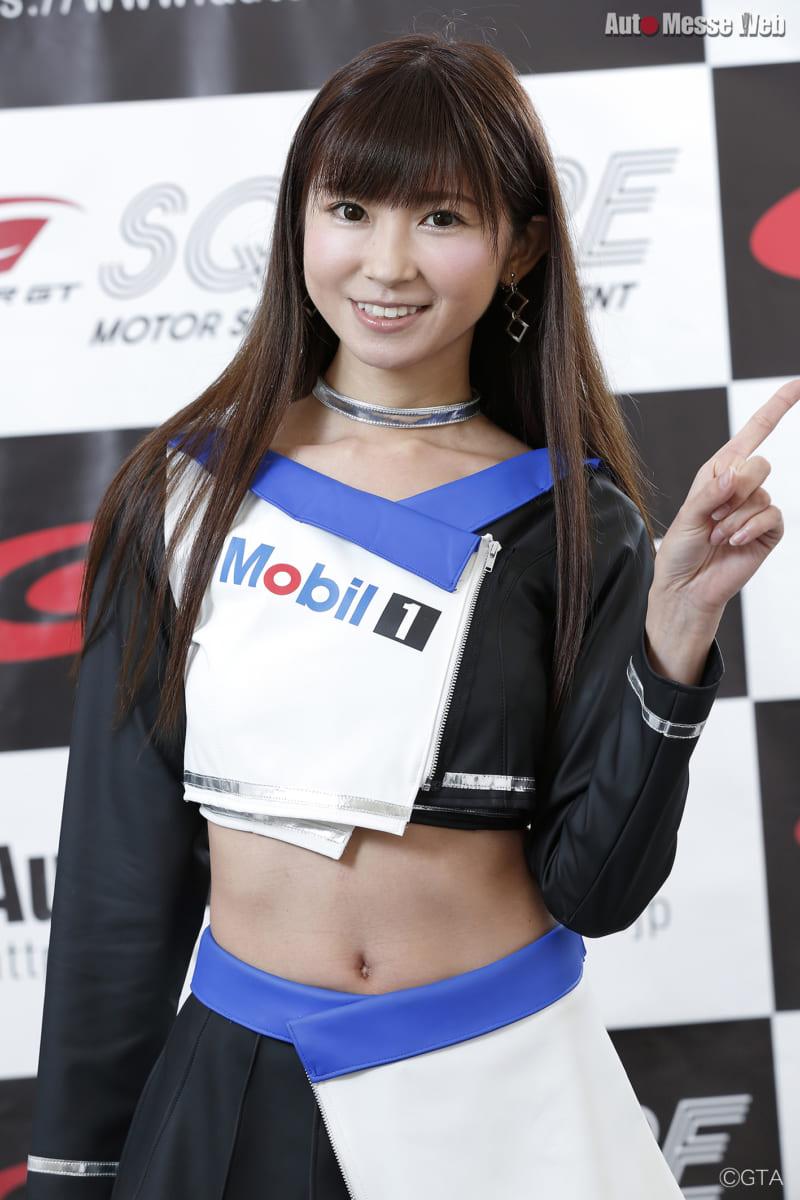 ARTA、レースクイーン、Mobil1、SUPER GT 2018、RQ、安倍有里子、麻田ゆん、星野 奏、結城みい