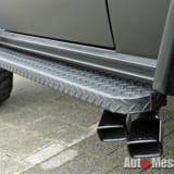 【画像】希少なショートボディ・カブリオレ G320のシティオフローダースタイル