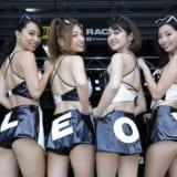 SUPER GT レースクイーンの「セクシーすぎる夏コスチューム 大公開・前編」