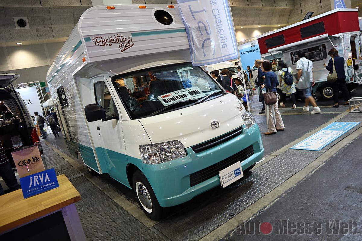 「理想のキャンピングカー」ライトキャブコンは400万円台でサイズ感もちょうどいいのです