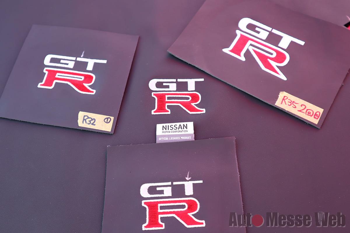 R's Meeting 2018、ロブソンレザー、レカロ、オオクボファクトリー、GT-R
