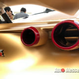 【画像】価格は1億円超え!世界限定50台の日産GT-Rが日本でサプライズ初公開【動画】