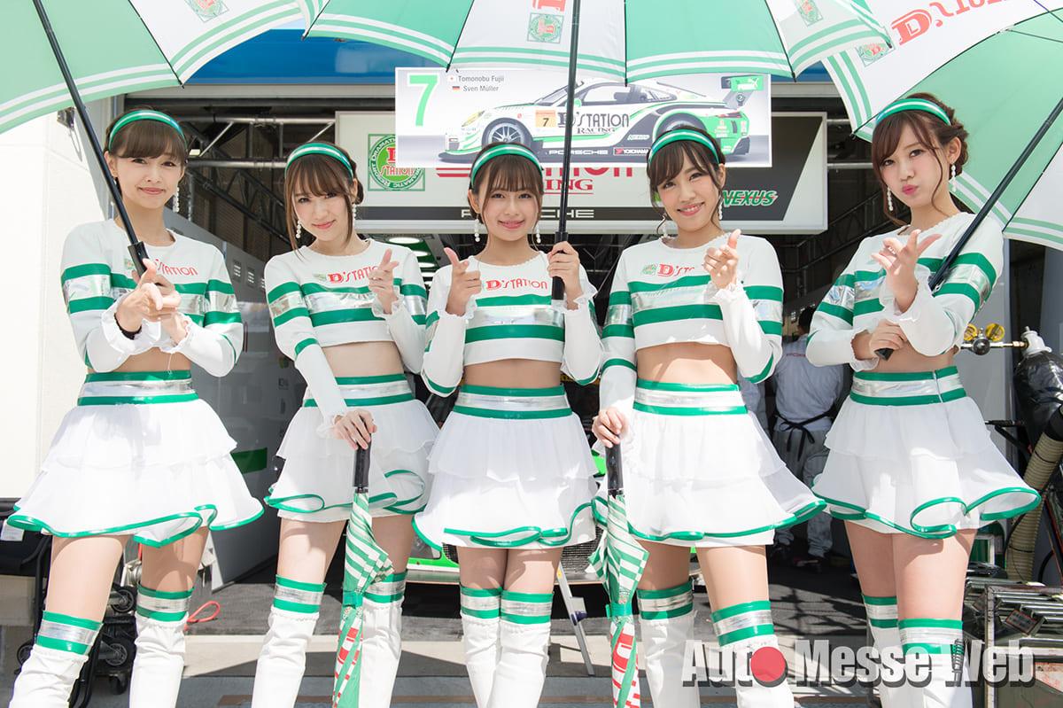 レースクイーンギャラリー「SUPER GT 2018 Rd.7 オートポリス編 Part.1」
