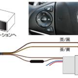 社外ナビをホンダ車の純正ステアリングスイッチで操作できる!