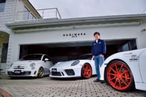 『ADVAN Racing』ホイールの真髄をキーパーソン萩原修氏にインタビュー
