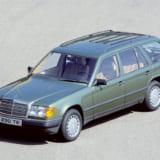 mercedes benz、W124、S124、C124、ヒストリー、歴史、名車、メルセデス ベンツ