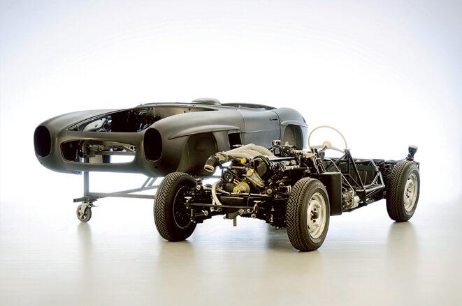 300SL、W198、W194、mercedes benz、メルセデス・ベンツ