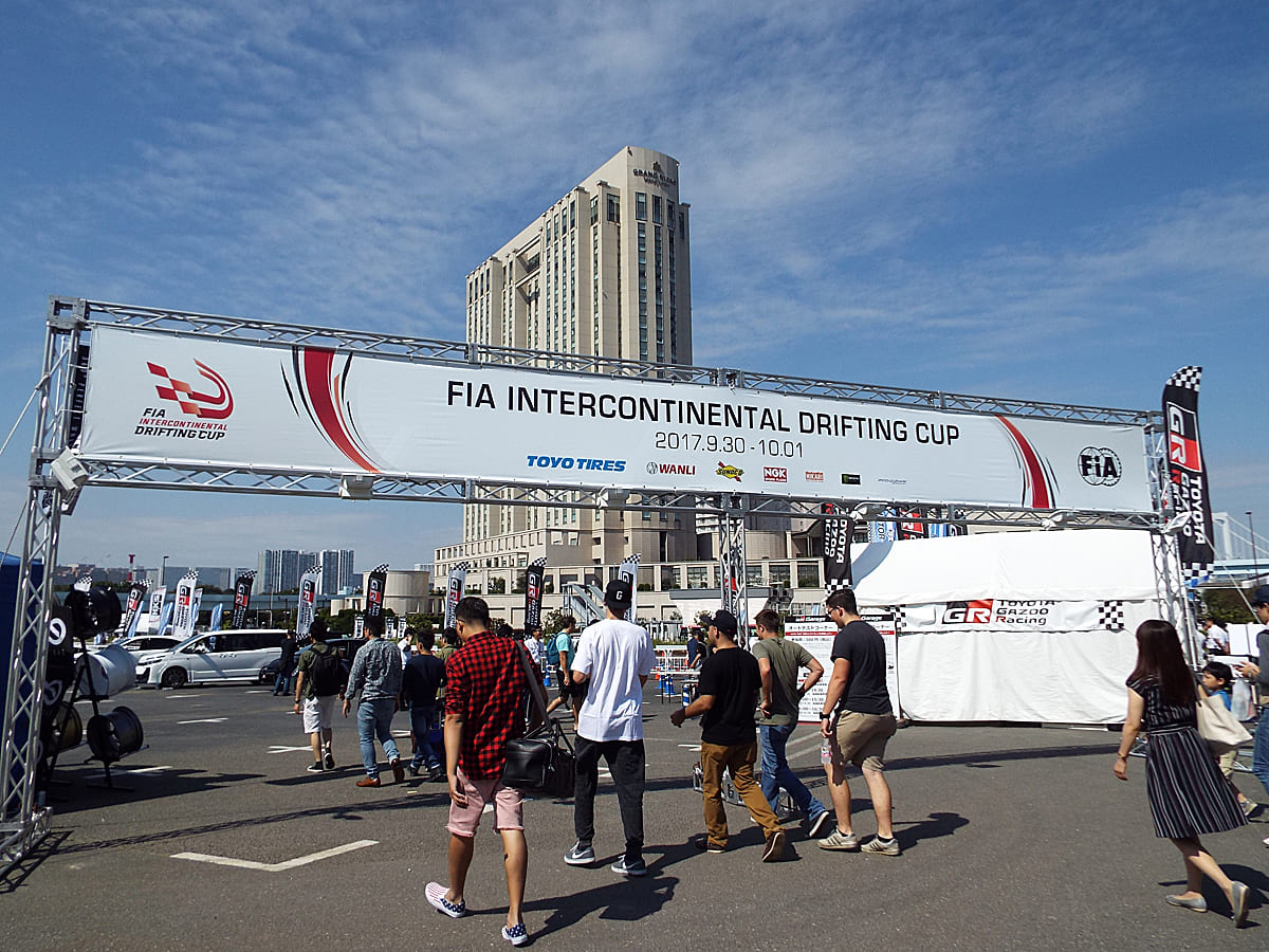 ドリフト、IDC、2018、インターコンチネンタルドリフティングカップ