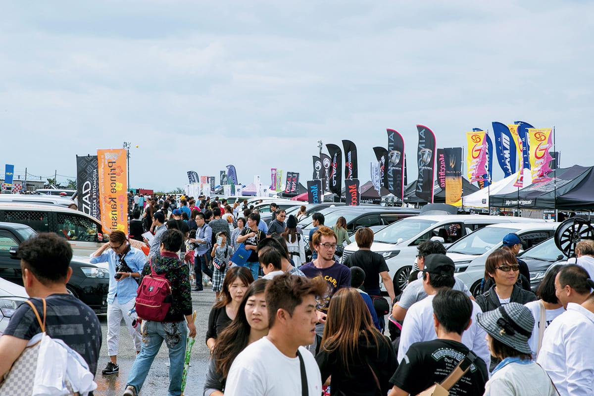 10月7日「スーパーカーニバル2018」開催!  大阪にカスタマイズカーの祭典がやってくる
