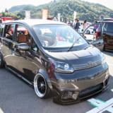 【画像】女子が作り出したカスタムK-CAR & KING OF K-CAR参加車両160台オーバー掲載!