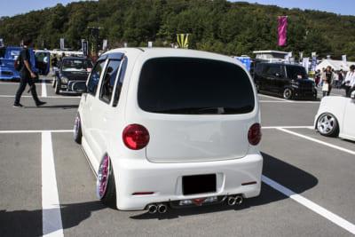 キングオブケイカー、KING OF K-CAR、カスタム軽自動車、フルエアロ