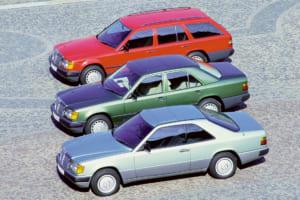 名車W124の魅力「コストを徹底的にかけた」と語り継がれるメルセデス・ベンツ