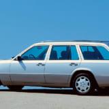 【画像】名車W124の魅力「コストを徹底的にかけた」と語り継がれるメルセデス・ベンツ