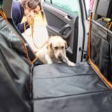 愛犬家の目線で開発した「VWのフラットベッド」でワンちゃんとの外出が安全快適に