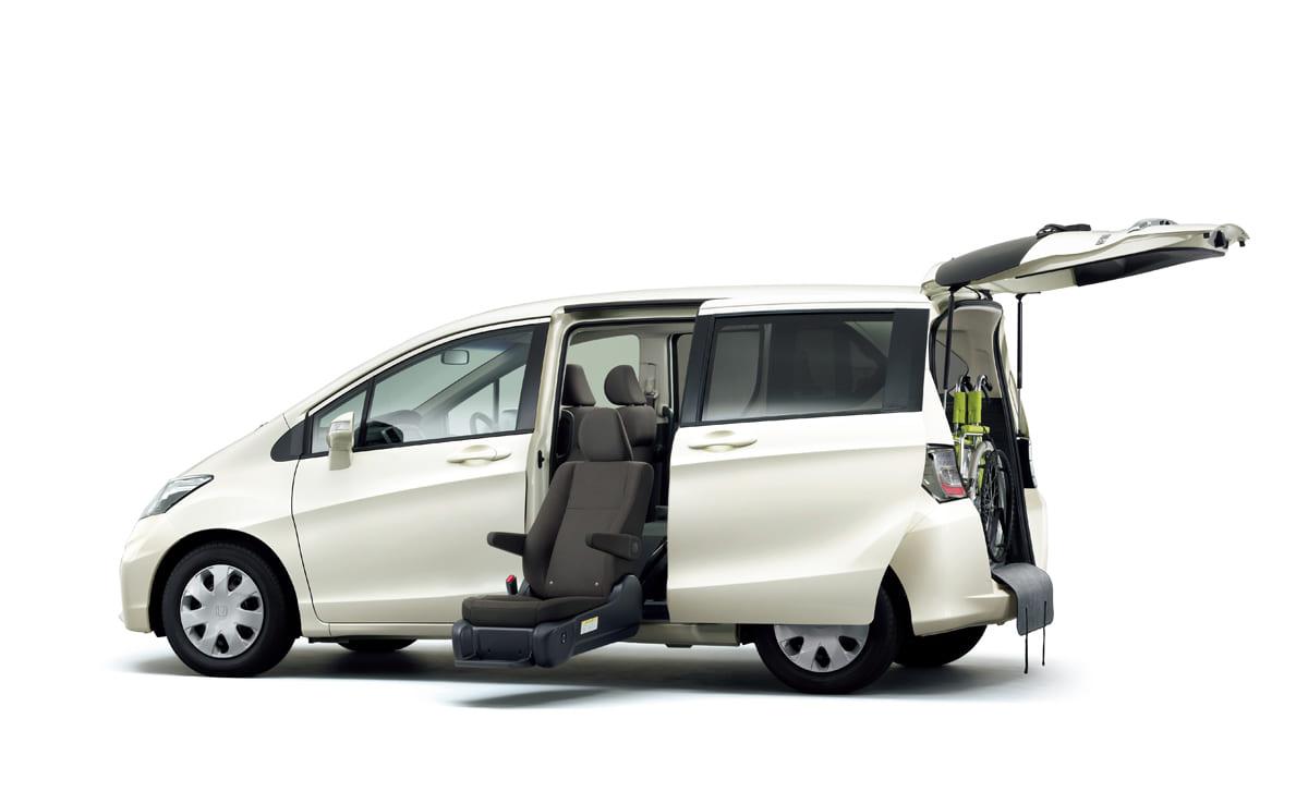 福祉車両、リフトアップシート、選び方