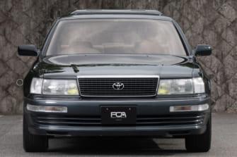 トヨタの高級セダン「初代セルシオ」が80万円以下で買える【旧車セダン購入ガイド】