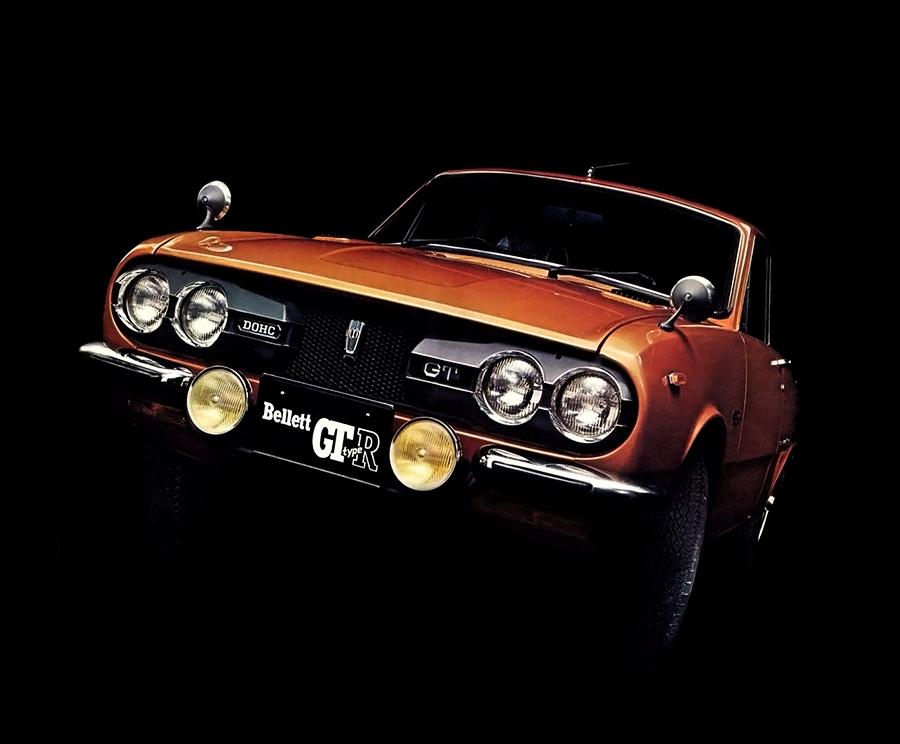 ISUZU、ピアッツァ、ジェミニ、117クーペ、ベレットGT、スペシャリティカー、いすゞ