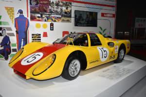 日産・トヨタを相手に戦ったダイハツのレーシングカー『P-5』