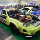 1200馬力の魔改造なフェラーリ! 日産GT-Rエンジン搭載で暴れ馬へと変貌