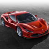 【画像】史上最強のV8モデル誕生か「フェラーリ V8 SPORT」を世界初披露