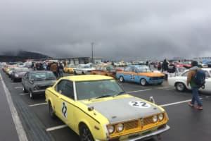 ヒストリックカーが本気でレースをする富士ジャンボリー! 4月7日に開催