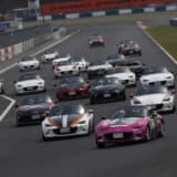 マツダが参加型モータースポーツを身近に! ドライビングレッスンを含めた4イベントに協賛