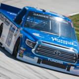 NASCARトラックシリーズ第4戦 「HREチーム」まさかの追突で16位フィニッシュ