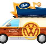 【画像】イベントにワーゲンバスが出動! VW「バスカスフェス」が4月に本格稼働開始