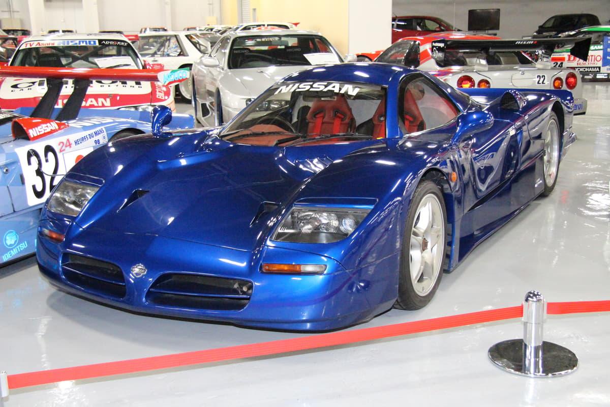 世界に1台! 幻の国産スーパーカー『日産R390』が誕生した理由と功績 ...