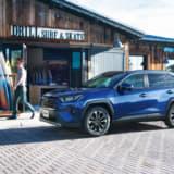 トヨタ 新型RAV4登場! 世界初の4WDシステム採用でオフロードイメージを強調