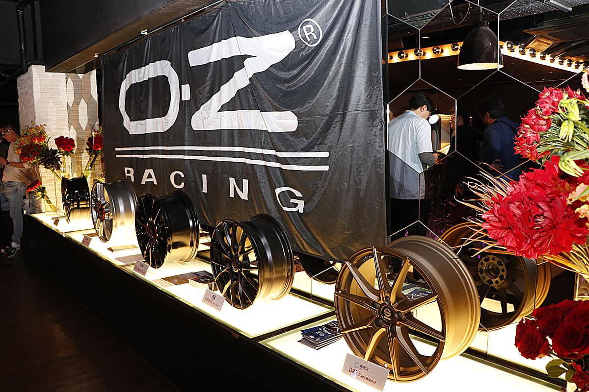 OZが新作ホイールを発表