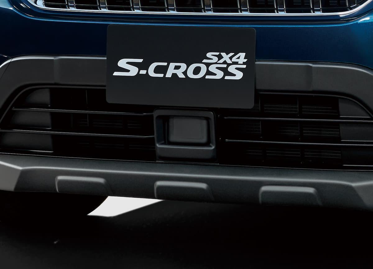 スズキSX4 S-CROSSが安全装備を充実化