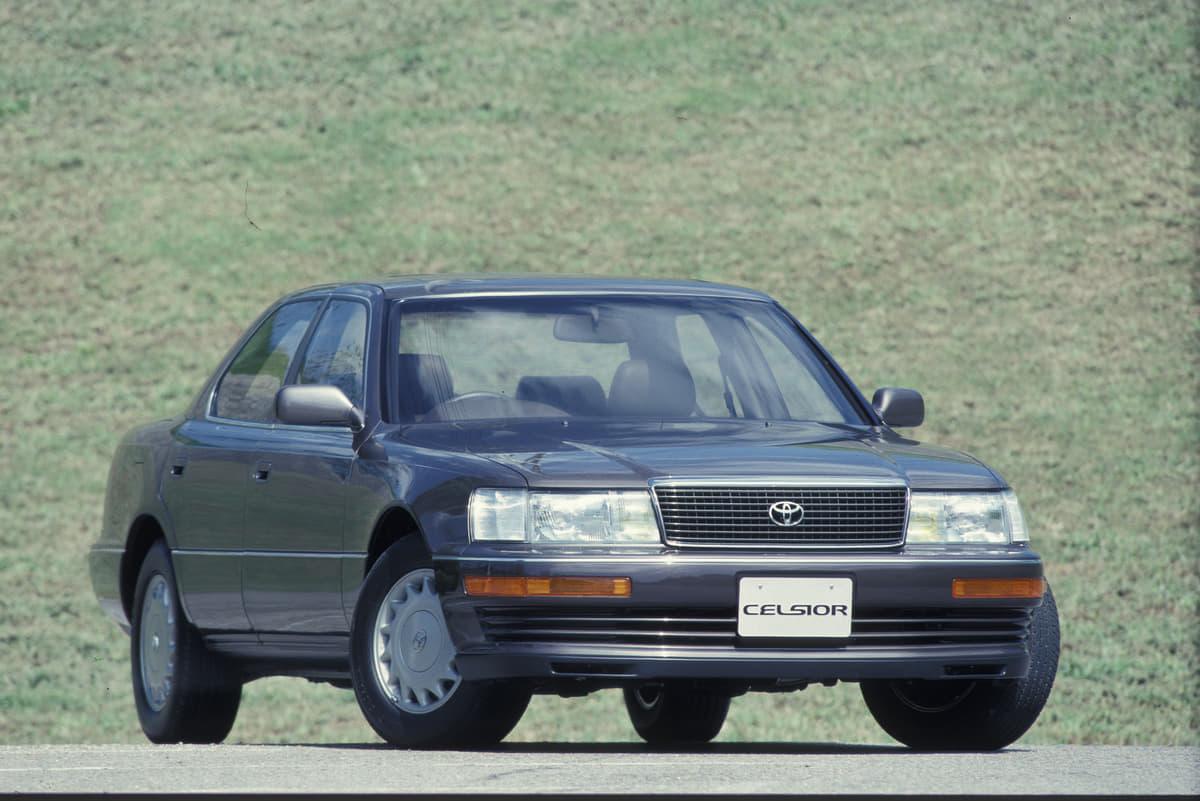 令和に語り継ぎたい平成の名車! 世界の高級車に影響を与えた初代トヨタ セルシオ