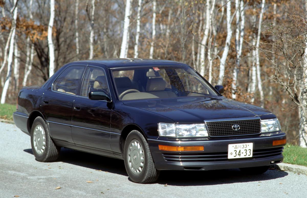 世界に膨大な影響を与えた平成の名車トヨタ セルシオ
