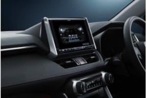 アルパイン車種専用大画面カーナビ「ビッグX」にトヨタRAV4用を追加