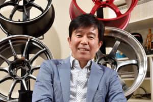 ミスター・ヨコハマホイール「萩原修氏」ロングインタビュー!レース経験をデザインに活かす