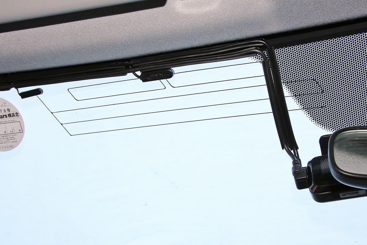DIYで2カメラ・ドライブレコーダーを装着!素人作業でも美しい取り付けを可能とする愛工房のアイテム
