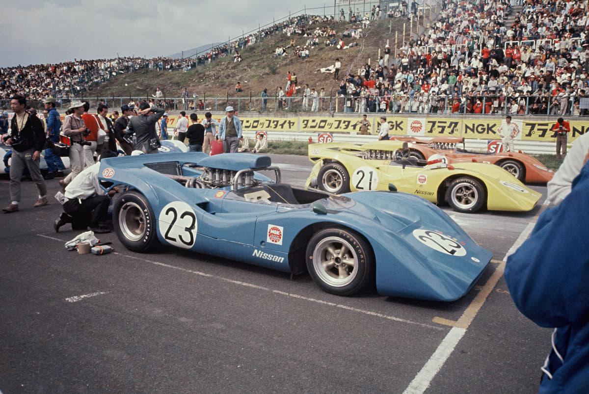 日産とトヨタが壮絶な闘い!「プリンスR380やトヨタ7」など60年代を駆け抜けた国産最高峰のレーシングカー