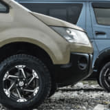 タイヤ&ホイールだけで差別化できる! ワイルドなスタイルが似合う国産SUV5選