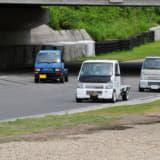 【画像】「軽トラ」の本気レースが面白すぎる! 敷居は低いが勝てばワールドチャンピオン