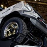【画像】世界最強4WD車といわれるジムニーをさらにオフロードで「無敵」にするアイテム5つ