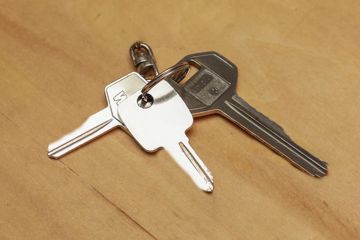 ローバーミニのキー