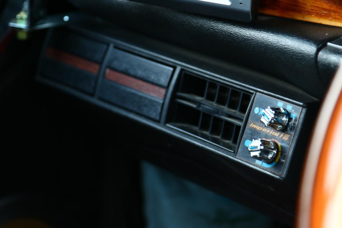 国産旧車に装着されているカークーラー